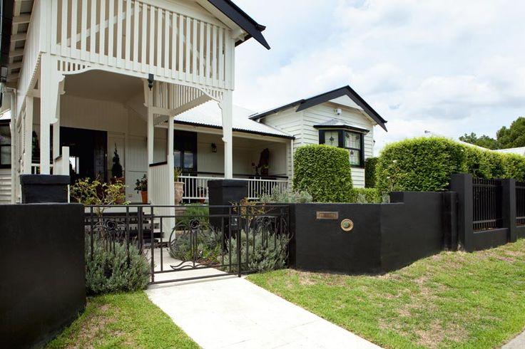 queenslander house paint colours - Google Search
