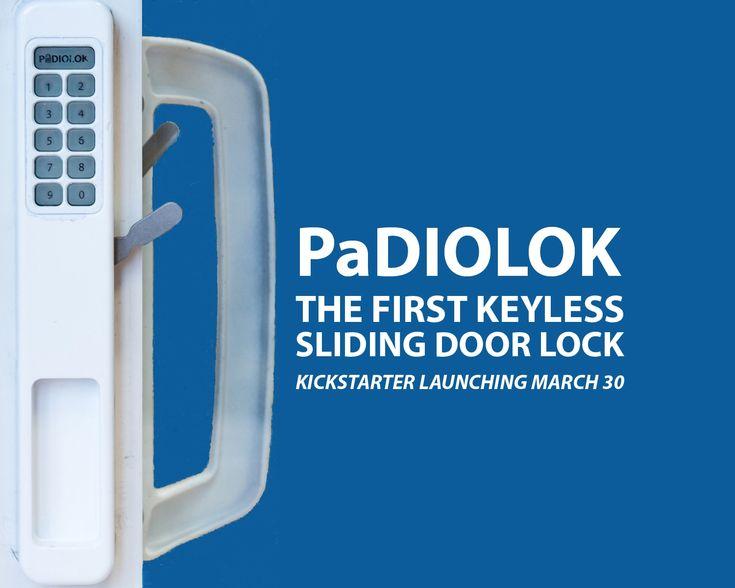 Keypad Lock For Sliding Glass Door