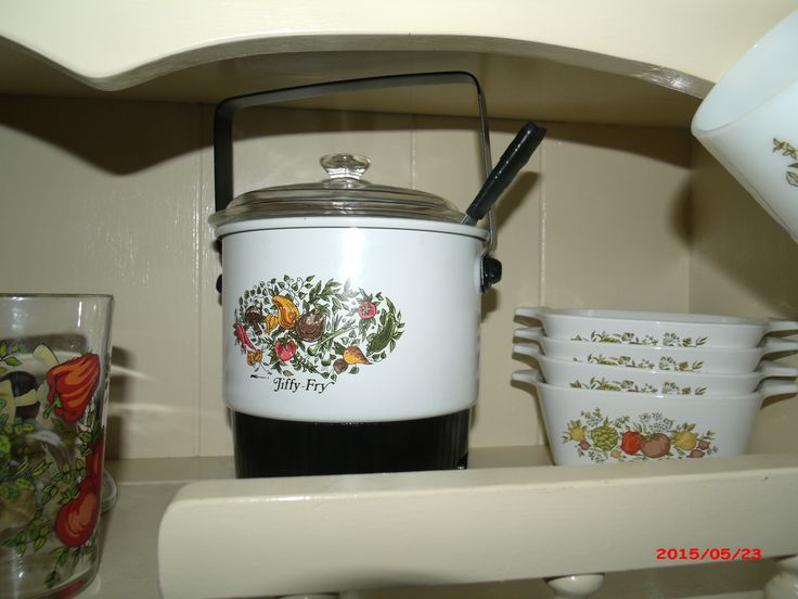 Robeson Spice of life Deep Fryer from the K-mart K'lectables line