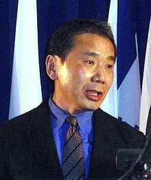 Haruki Murakami. Author of Japanese fiction.