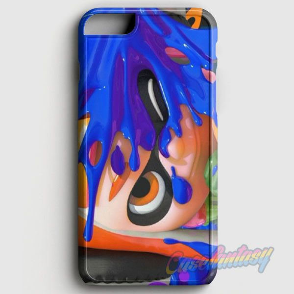 Splatoon Game Nintendo iPhone 6/6S Case   casefantasy