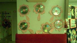 cd-mirror-craft-idea-for-kids