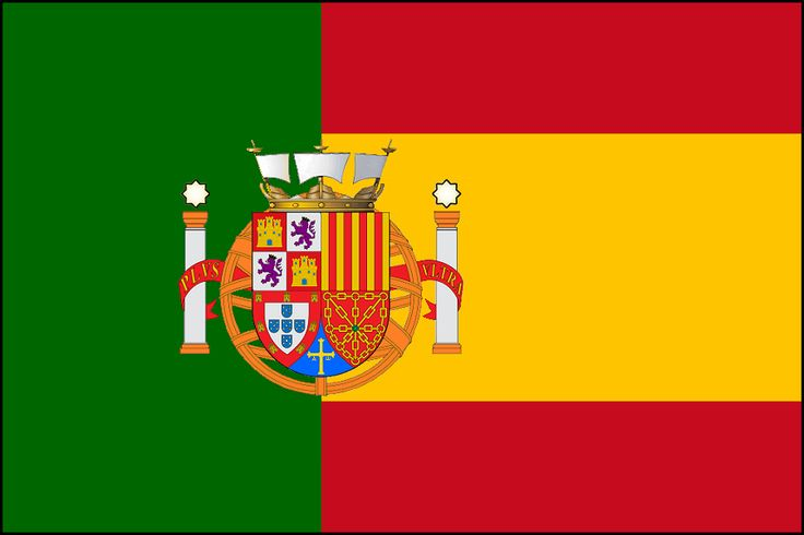 another iberian union flag