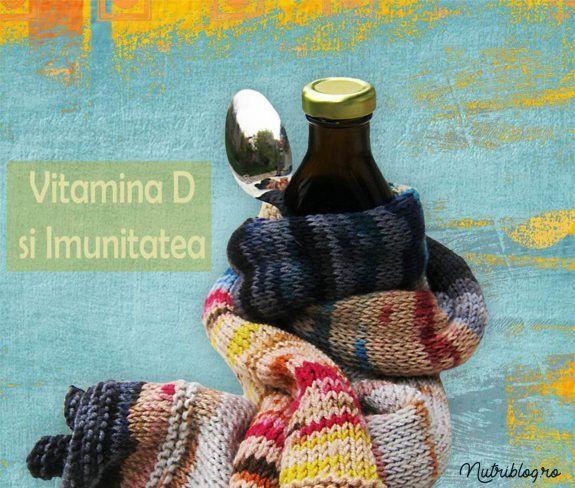 Legatura dintre vitamina D si imunitate - Nutriblog