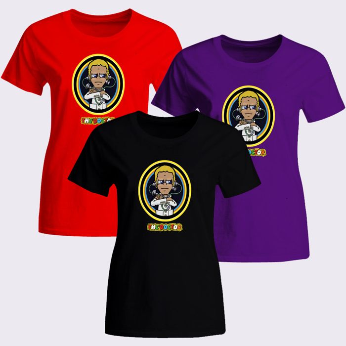 Valentino Rossi The Doctor 46 Women Shirt - T-Shirts & Tank Tops