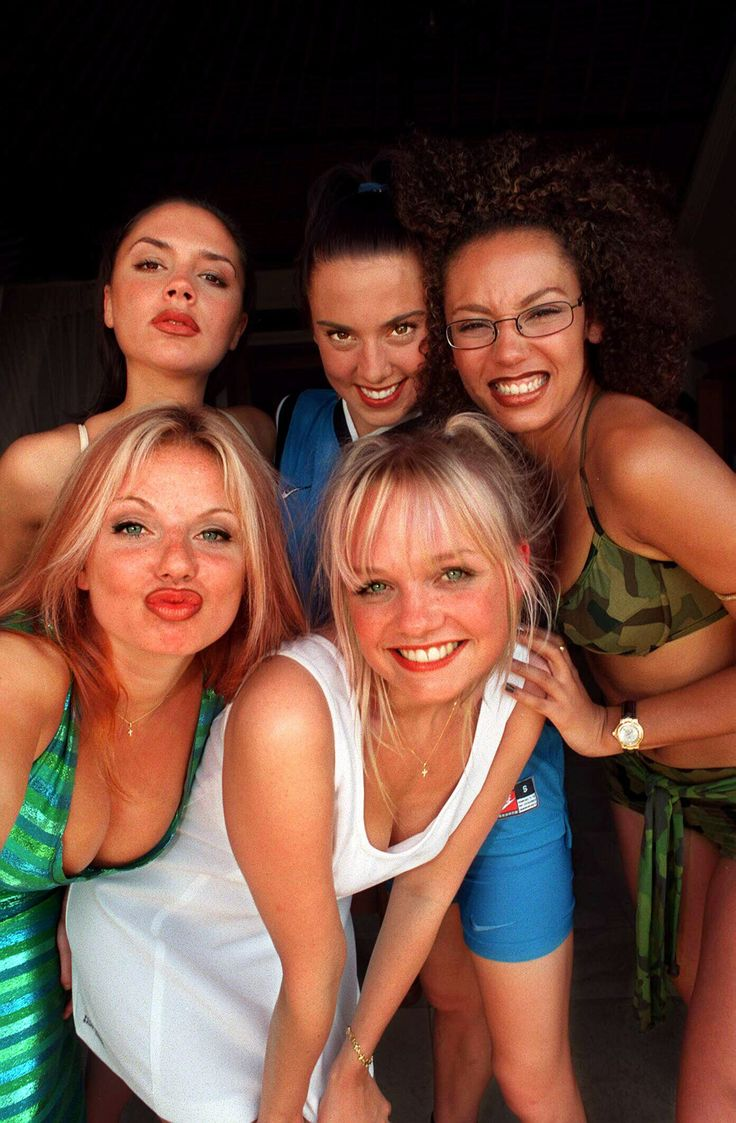 Congratulations to Ginger Spice of the Spice Girls!