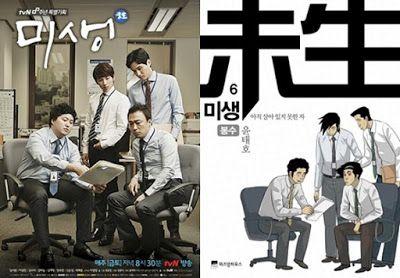 Sinopsis Drama Korea Misaeng