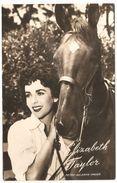 ***Elizabeth Taylor - Metro Goldwyn Mayer - fotokaart / carte photo