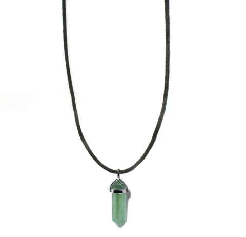 The Aventurine Crystal Choker