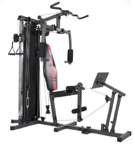 Hammer Ferrum TX3 Multi Gym with Leg Press, German Brand