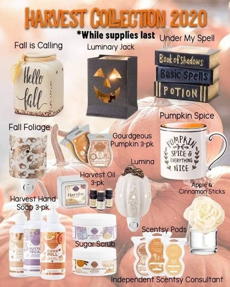 Scentsy fall 2020 in 2020 Scentsy, Scentsy consultant