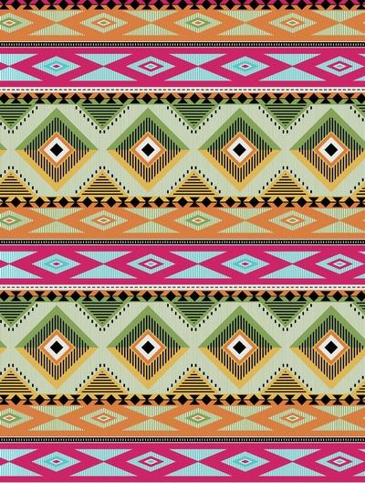 Tribal Navajo Design  by The Pixel Projekt