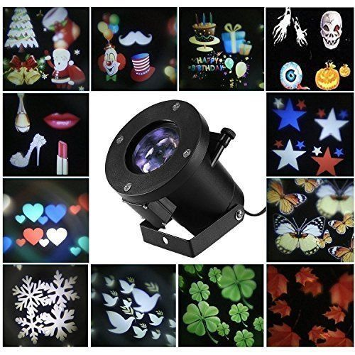 Halloween Light Projector Christmas LED Show Decoration Party Waterproof Gift  #HalloweenLightProjectorChristmas