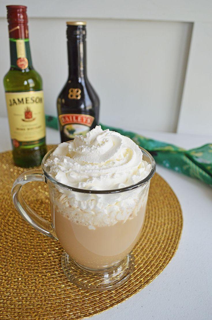Irish Coffee Recipe in 2020 Irish coffee recipe with