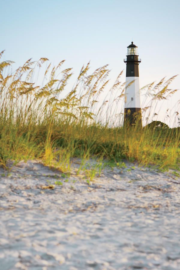 """Tybee Island - The South's Best Beaches - Southernliving. Georgia  Where do Atlantic Coast residents vacation? Whitney Wise Long, who lives on oak-draped St. Simons Island, Georgia, founded a digital community of in-the-know entrepreneurs called The Southern Coterie, and she recommends Tybee Island. Also known as Savannah's Beach, it has a mom-and-pop vibe—""""locally owned and laid-back,"""" Long says. From the oceanfront DeSoto Beach Hotel to bed-and-breakfasts, the island has a range of…"""