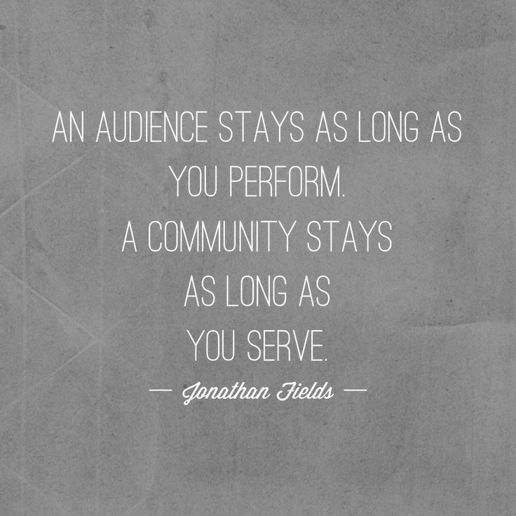 Quotes About Community: The 25+ Best Community Service Quotes Ideas On Pinterest