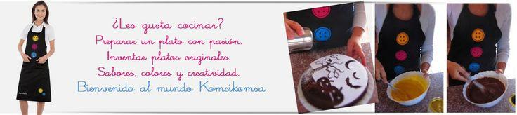 Bienvenido al mundo Komsikomsa.com