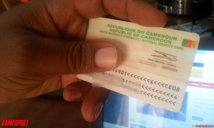 Cameroun - Carte Nationale d'Identité: première pièce exigible dans la lutte contre l'insécurité - http://www.camerpost.com/cameroun-carte-nationale-didentite-premiere-piece-exigible-dans-la-lutte-contre-linsecurite/?utm_source=PN&utm_medium=CAMER+POST&utm_campaign=SNAP%2Bfrom%2BCamer+Post