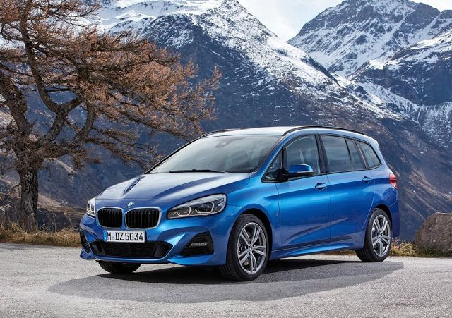2019 Bmw 2 Series Gran Tourer Bmw Bmw 2 Bmw Car