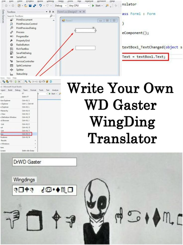 Wd Gaster Wingdings Translator Image Gallery  Hcpr