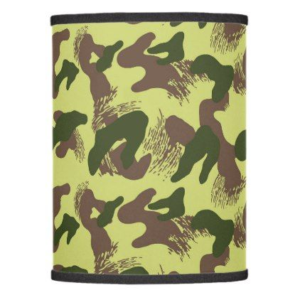 #military camouflage lamp shade - customized designs custom gift ideas