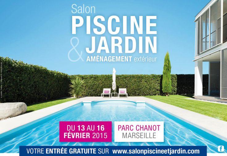 L'équipe des Jardins d'Yves Girault vous accueillera du 13 au 16 février au Salon Piscine & Jardin, qui se tiendra au Parc Chanot, à Marseille. Autour de cet événement, ce sera l'opportunité de se retrouver pour vous présenter notre entreprise et notre savoir faire, mais également de débuter la conception de votre futur espace extérieur…  Retrouvez nous sur le stand n°3437B.