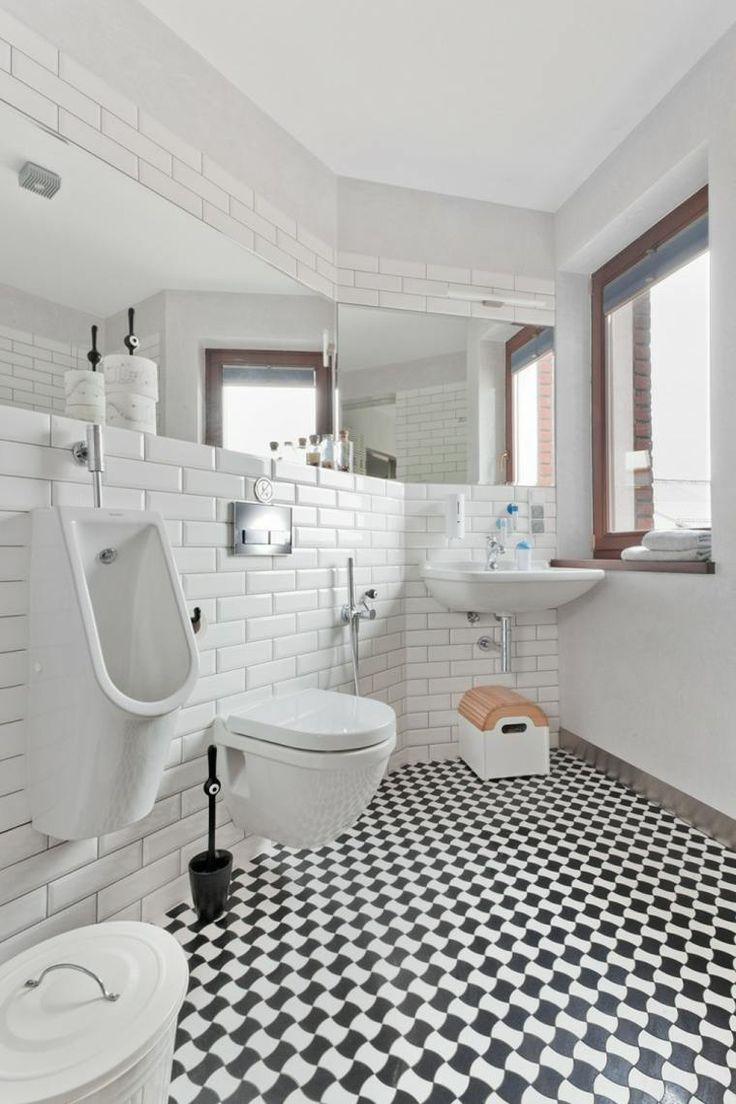 petite salle de bain scandinave - Salle De Bain Scandinave Pinterest