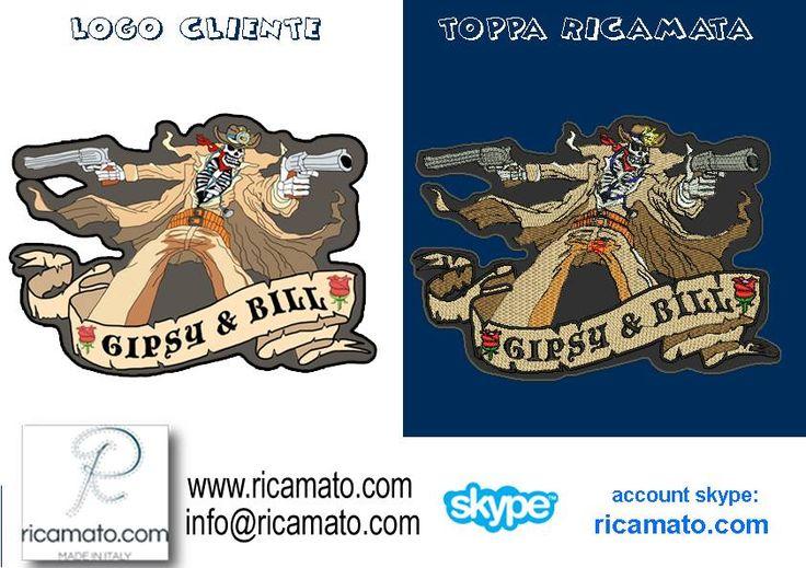 Gipsy and Bill logo
