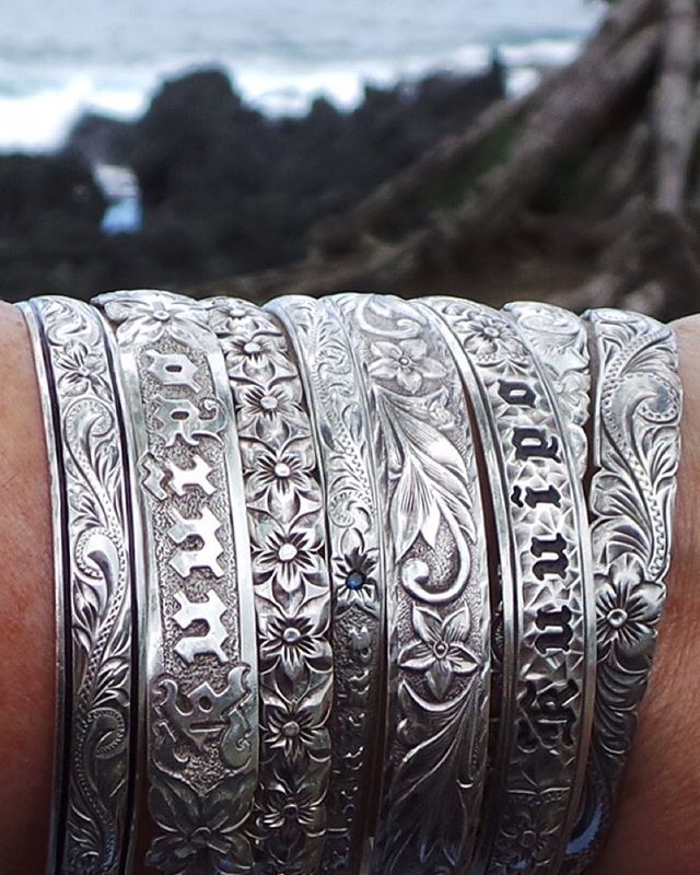 No metal detector here!  Keanae, Maui  @rosewood_cottage #sterlingsilver…