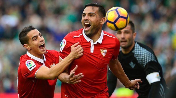@Sevilla #Mercado y #BenYedder #SevillaFC #ElGranDerbi #RealBetisSevillaFC #VamosMiSevilla #VamosCampeón #9ine