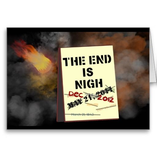 """If at first you don't get it right, just try again. Our next date to plan for is Dec 21, 2012! Funny design! So, the end of the world didn't happen this time? Be ready for the next prediction!   So the world didn't end on May 21? Other funny items you may enjoy:  <embed wmode=""""transparent"""" src=""""http://www.zazzle.com/utl/getpanel?zp=117898517382422949"""" FlashVars=""""feedId=117898517382422949"""" width=""""450"""" height=""""300"""" type=""""application/x-shockwave-flash""""></embed><br/>View more <a ..."""