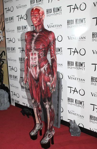 Heidi Klum Halloween Costumes - Halloween Costume Inspiration | British Vogue