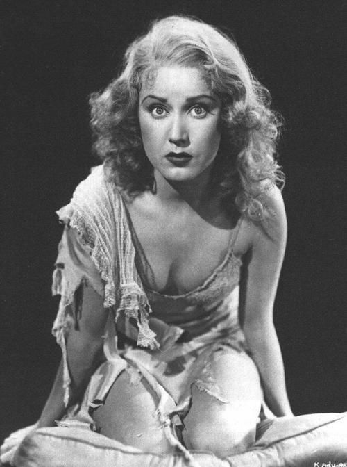 """Fay Wray - Publicity Shot For """"King Kong"""""""