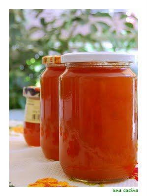 "Apricot jam ""Triphasic»"