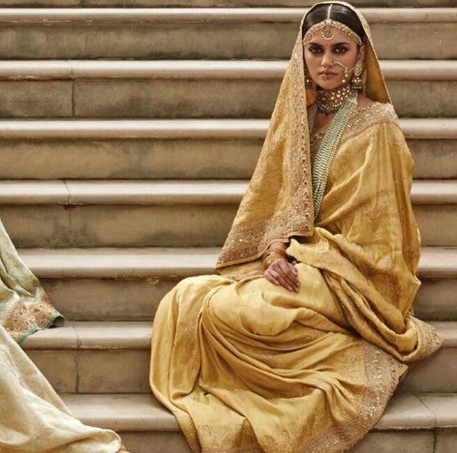 "she is sanskari bhartiya nari but when time comes she can also be"" maa durga""."
