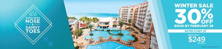 Divi Aruba Phoenix Beach Resort - Palm Beach Resorts Aruba