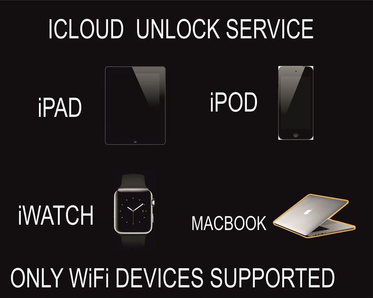 How to unlock a stolen ipad