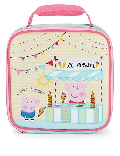 Peppa Pig™ Lunch Bag with Thinsulate™ (Younger Girls) | M