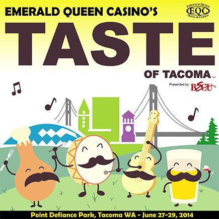 Taste of Tacoma 2014 July 27-29