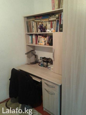 Другая мебель для гостиной - Продается юношеский гарнитур:шкаф,кровать,камод,письменый стол в Бишкек на Lalafo.kg