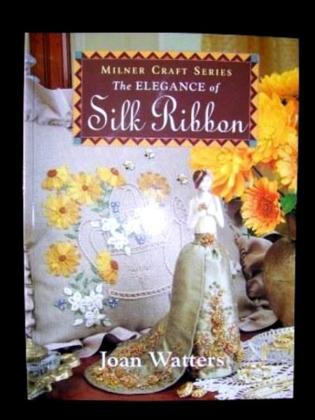 Silk Ribbon Embroidery Instructions | Silk Ribbon Embroidery by Jenny Bradford