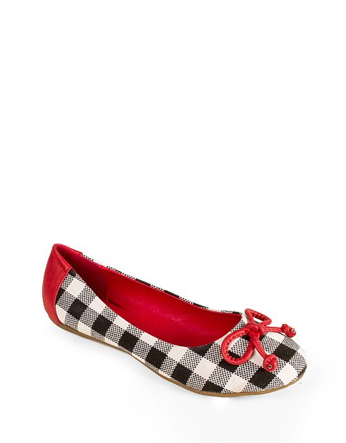 #Checked #ballerinas with bow! #toimoifashion #fashion #fashionable #style #stylish #ss13 #summer #shoes