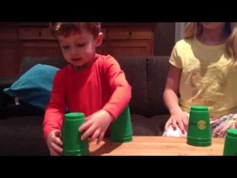 Sportstapelen met bodymapbekers - YouTube