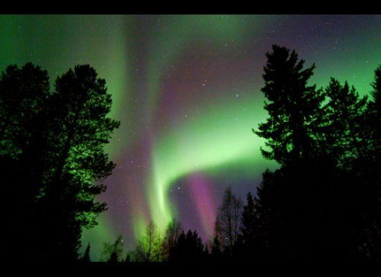 10 best places to view the Northern Lights