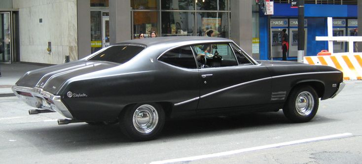1969 Buick Skylark.