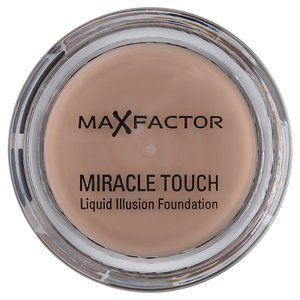 Max Factor Miracle Touch Foundation Warm Almond 45