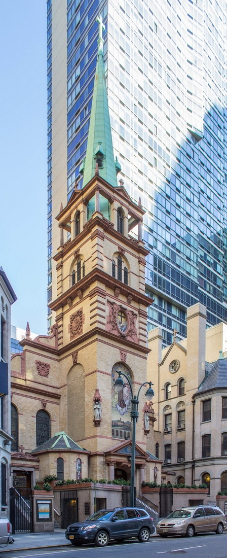 426 Best Churches New York City Images On Pinterest