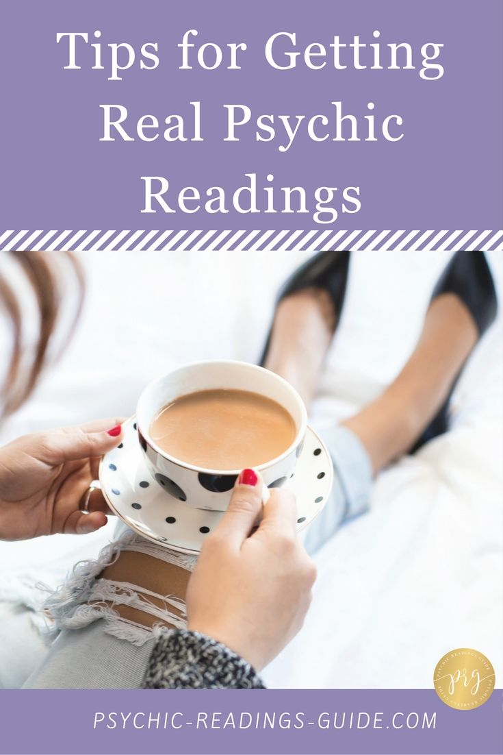 Real psychic readings are totally possible. This post explains how to know you're getting a legitimate reading vs. a fake one, signs that you're not getting a real reading, and special tips for online readings. via @PRG_psychic