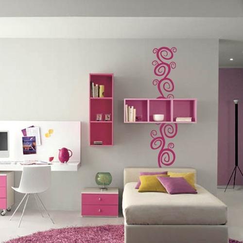 Kinder kamer idee girlsroom pinterest kind kinderkamer en meisjeskamer - Kamer wanddecoratie kind ...