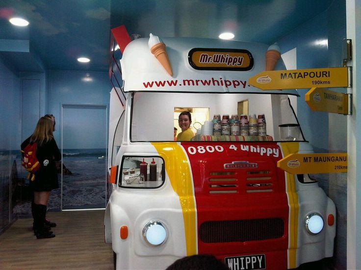 Mr Whippy Henderson - Bach Espresso